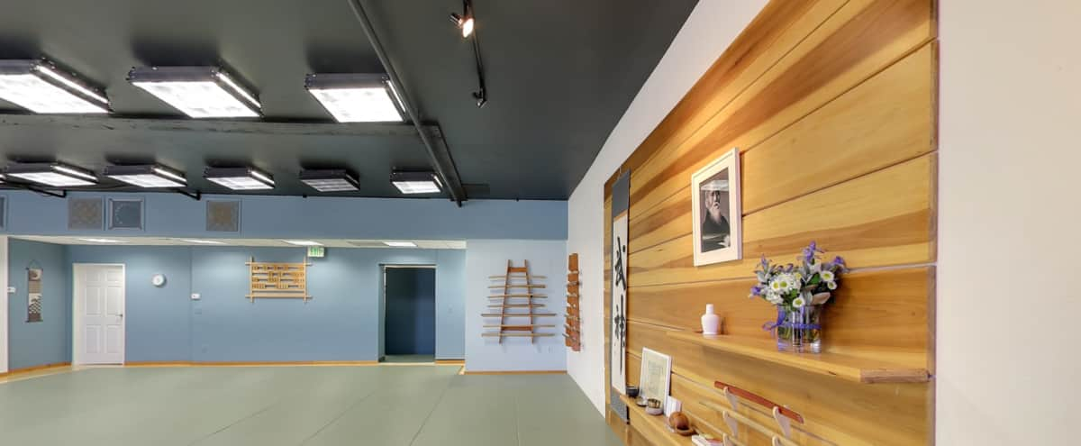Serene Traditional Dojo Style Studio in Northridge Hero Image in Northridge, Northridge, CA