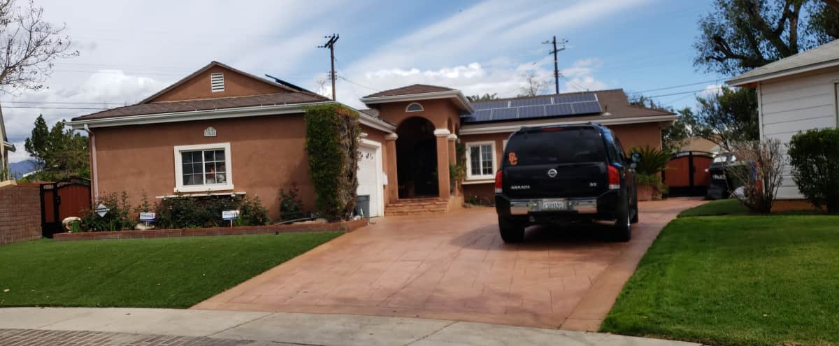 Located in The valley Beautiful Renovated Modernized Home 8,000 Square  feet to use in Arleta Hero Image in Arleta, Arleta, CA