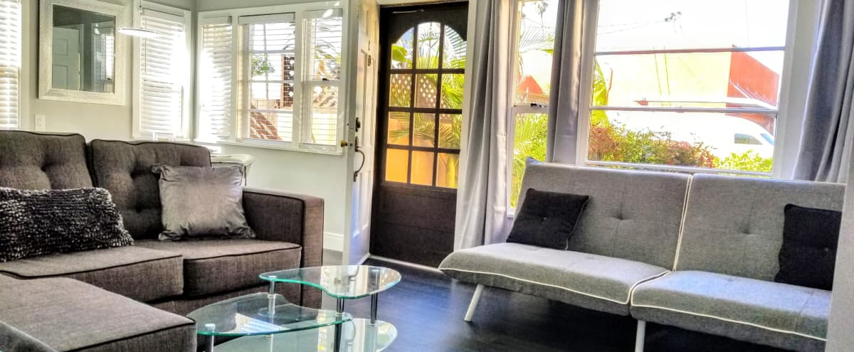 GORGEOUS -💎SANTA MONICA- GUESTHOUSE; Nestled In Mid-City Santa Monica...this One- Bedroom Guest house is Newly Renovated and decorated! in Santa Monica Hero Image in Mid-City, Santa Monica, CA