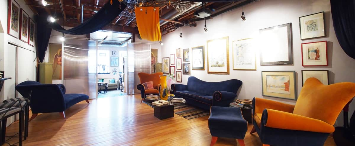 Art-filled & customizable space in the heart of West Town in Chicago Hero Image in West Town, Chicago, IL