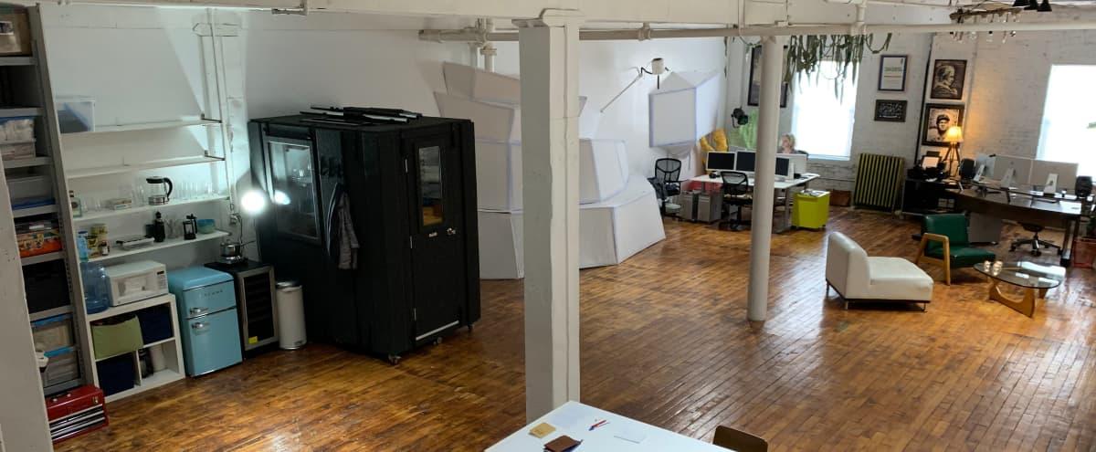 Adaptable Production Space for Meetings in Gowanus, Brooklyn in Brooklyn Hero Image in Gowanus, Brooklyn, NY