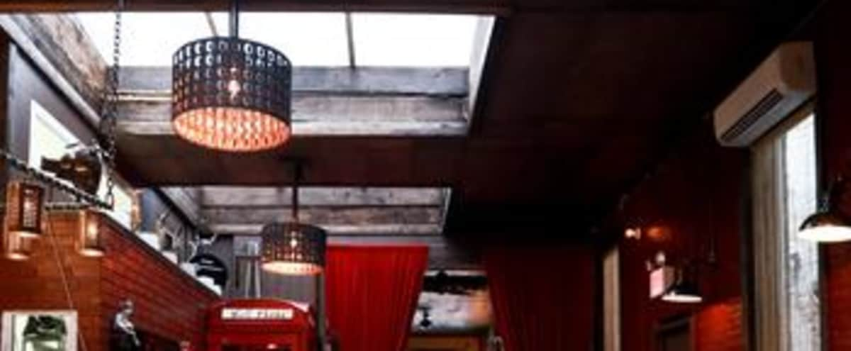 Sexy and Intimate Bar Venue Speakeasy in brooklyn Hero Image in East Williamsburg, brooklyn, NY