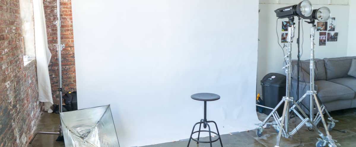 Photo Studio - Castings - Photo shoots - Interviews - includes lighting system & natural light in Ridgewood Hero Image in Ridgewood, Ridgewood, NY