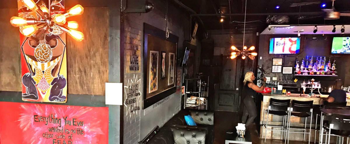 Intimate Pizza and Kava Bar and Lounge in Atlanta Hero Image in West End, Atlanta, GA