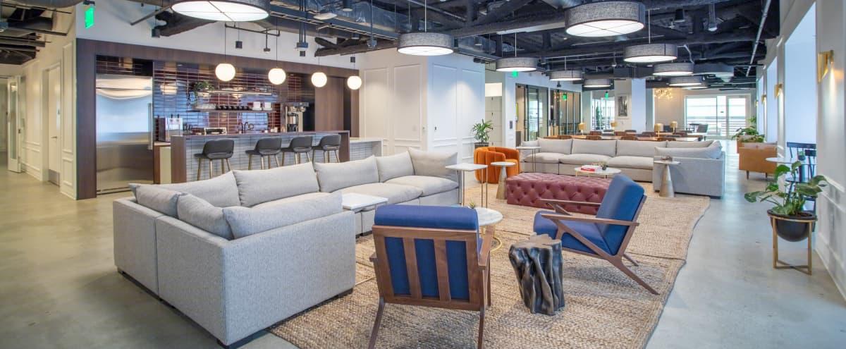 Premium Professional Workspace Lounge in San Francisco Hero Image in Financial District, San Francisco, CA