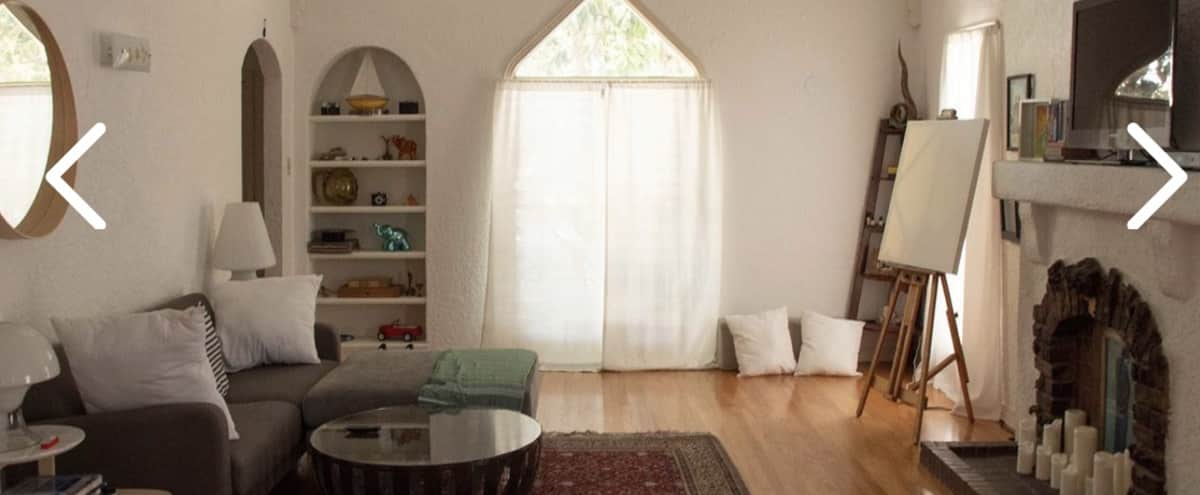 Vintage 1920's house with vaulted ceilings in Hollywood Hero Image in Melrose, Hollywood, CA