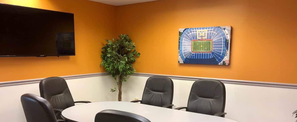 6 Person Conference Room in North Andover in North Andover Hero Image in undefined, North Andover, MA