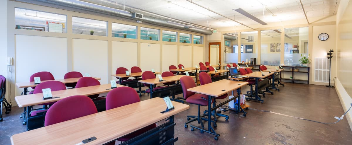 Corporate Event / Classroom Space In Washington DC's Logan Circle Area