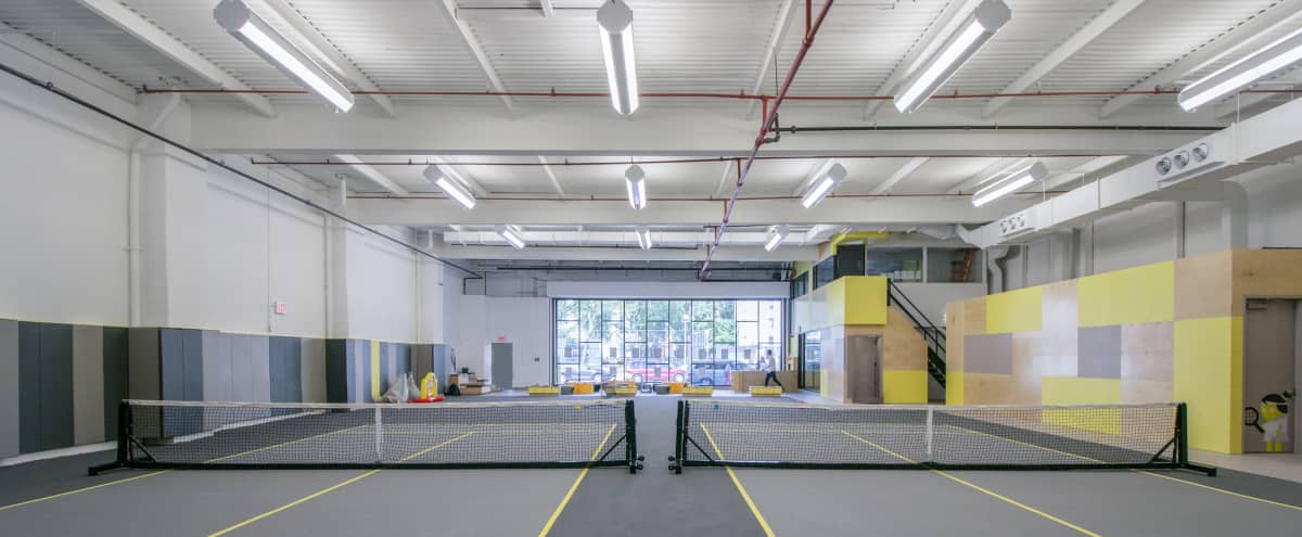 15,000 sq. feet Tennis Club in Brooklyn Hero Image in Gowanus, Brooklyn, NY