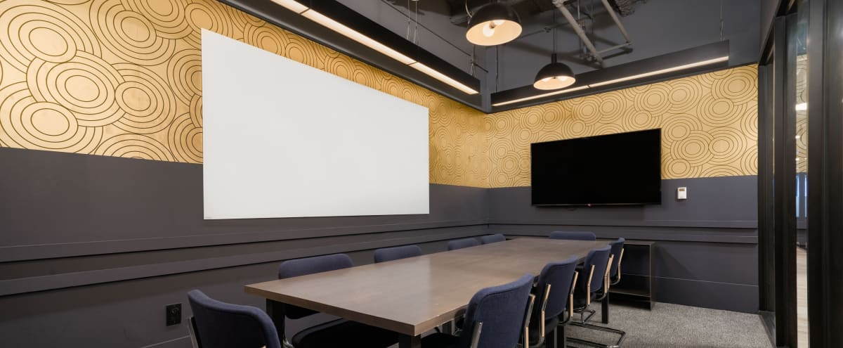 Large Conference Room for 10 Downtown in Dallas Hero Image in Dallas Downtown Historic District, Dallas, TX