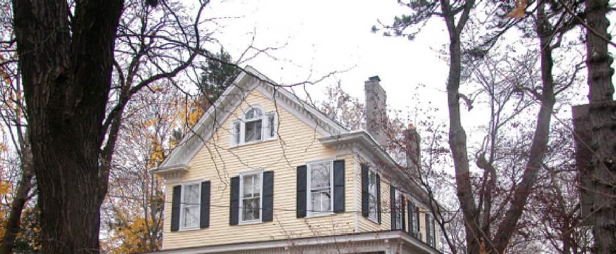 1856 Stylish Victorian Farmhouse in Montclair Hero Image in Upper Montclair, Montclair, NJ