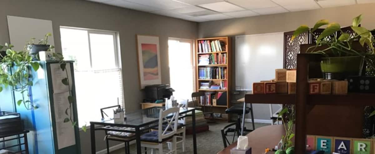 Gorgeous, Serene Workspace with a Spectacular View of the Bay in San Mateo Hero Image in South San Mateo, San Mateo, CA