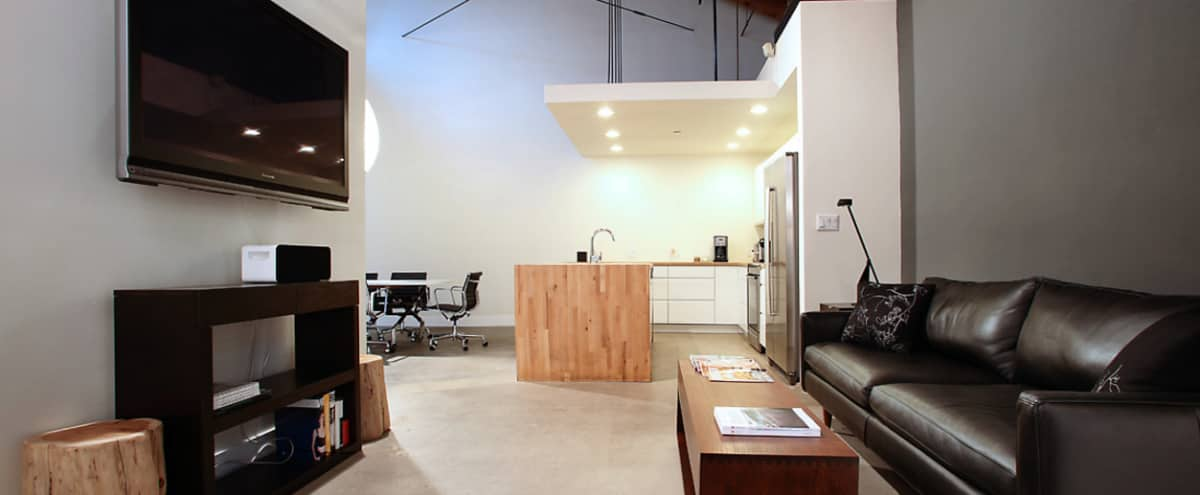 Beautiful Photo studio In the historic Helms Bakery building in Los Angeles Hero Image in Culver City, Los Angeles, CA