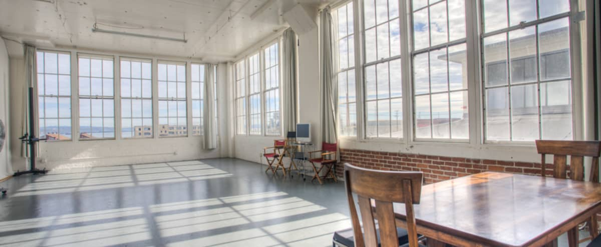 Airy Daylight Photo Studio in San Francisco Hero Image in Dogpatch, San Francisco, CA