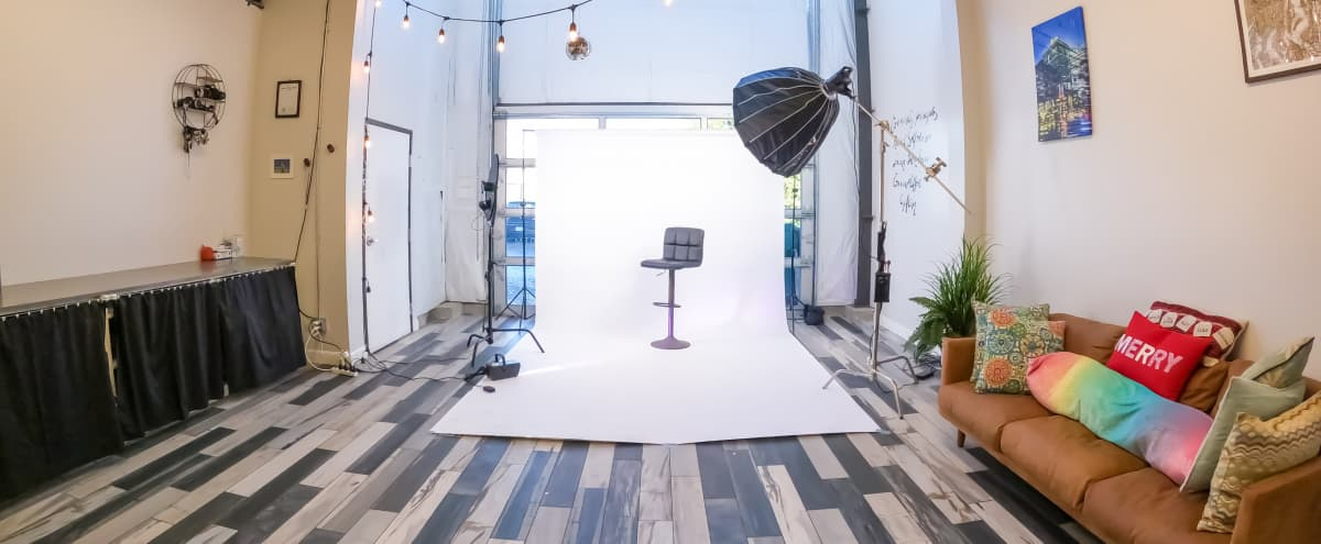 Photo Video Studio / Creative Space in Seattle Hero Image in Greater Duwamish, Seattle, WA