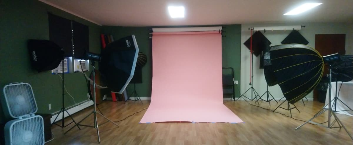 Equipped Photo Studio in Rahway Hero Image in undefined, Rahway, NJ