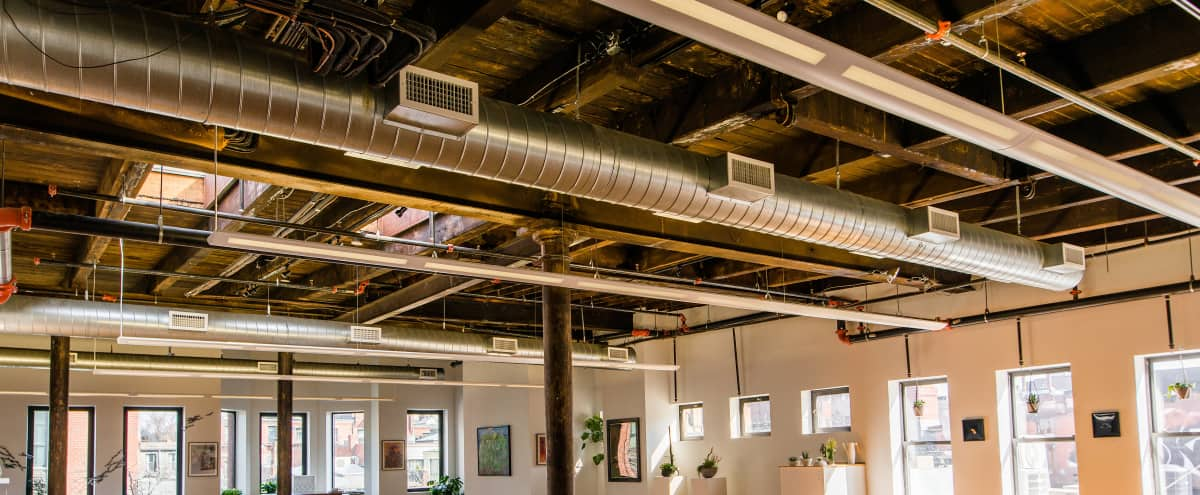 5,000 Sq Ft Open Space w/ High Ceilings on Newbury Street in Boston Hero Image in Back Bay, Boston, MA