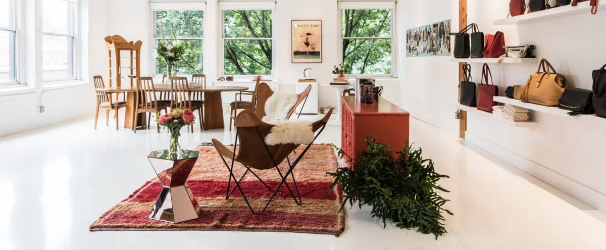 A Creative Daylight Studio, and Gathering Space in the Heart of Portland. in Portland Hero Image in Downtown Portland, Portland, OR