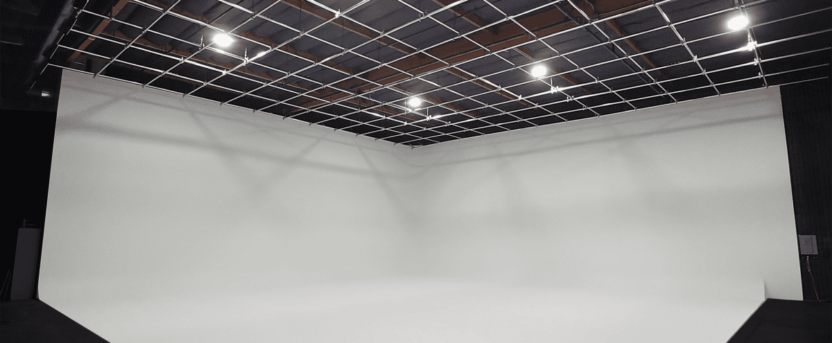 Professional Film, Video & Photo Studio With White Cyclorama Wall in Monrovia Hero Image in undefined, Monrovia, CA