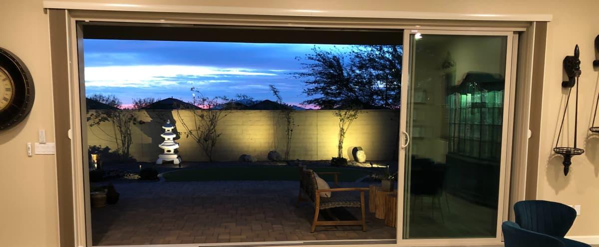 Spanish Home with Modern Interior in Buckeye Hero Image in undefined, Buckeye, AZ