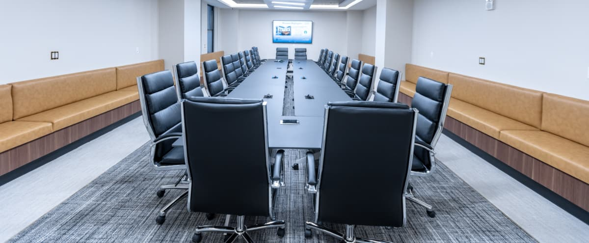 Stunning Brand New Meeting Space-up to 50 PPL-Plaza District in New York Hero Image in Midtown Manhattan, New York, NY