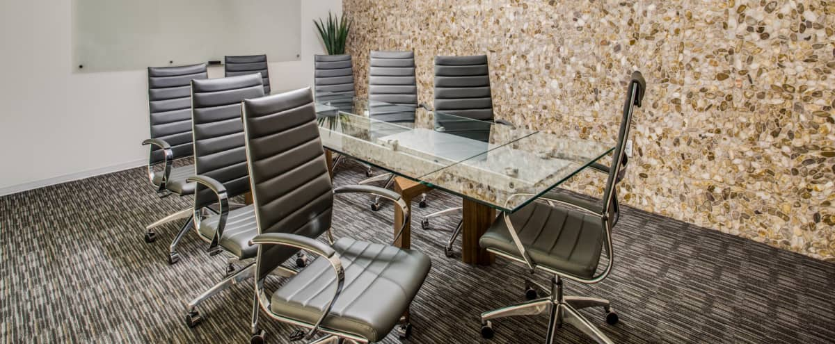 Modern Conference Room for 8 - North Dallas in Dallas Hero Image in Oak Lawn, Dallas, TX