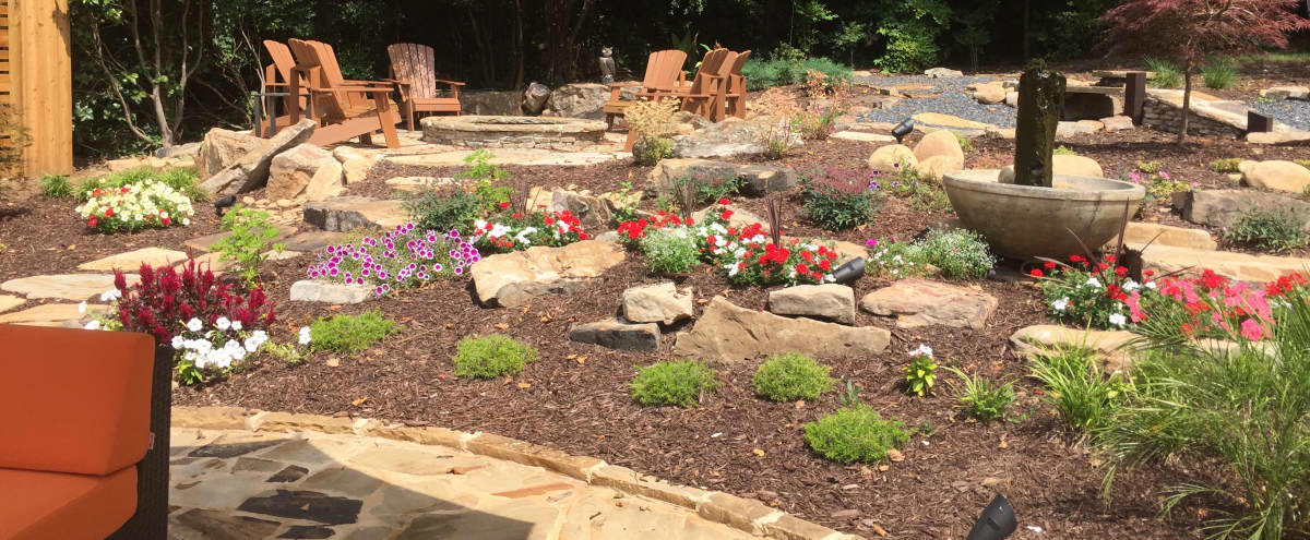 Amazing Zen Indoor / Outdoor Think Space for Creative Minds in Brookhaven Hero Image in North Brookhaven, Brookhaven, GA