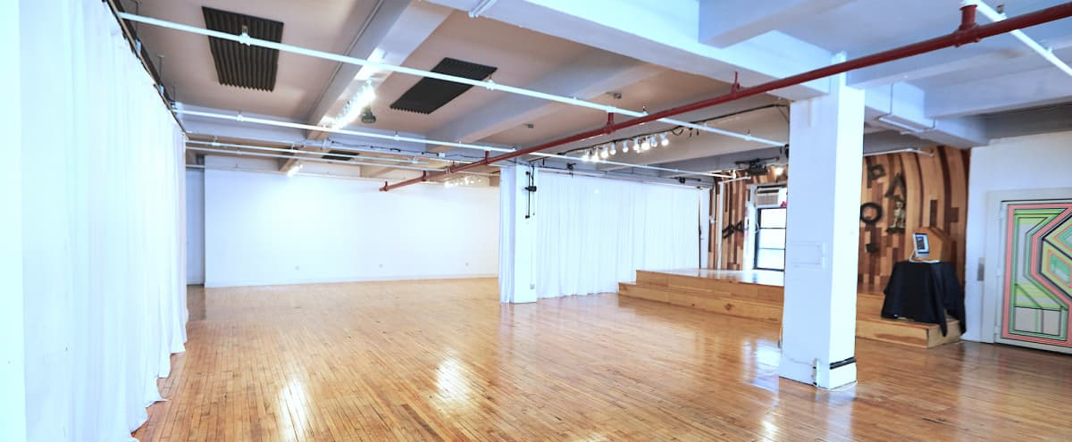 Three Floor / 15,000 sqft of Photo and Video Studios in EMPIRE STATE Hero Image in Chelsea, EMPIRE STATE, NY