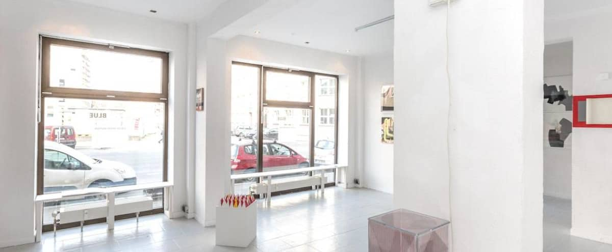 Bright Studio / Gallery Space in the Center of Berlin in Berlin Hero Image in Berliner Innenstadt, Berlin,