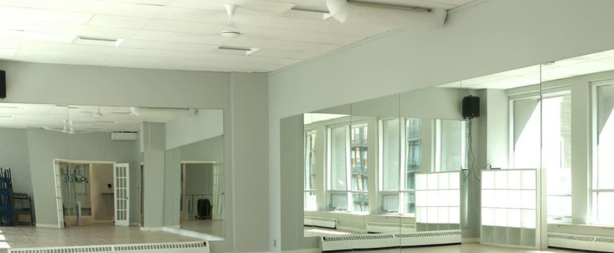 Dance Studio with Natural Light - 1 in Toronto Hero Image in Midtown Toronto, Toronto, ON