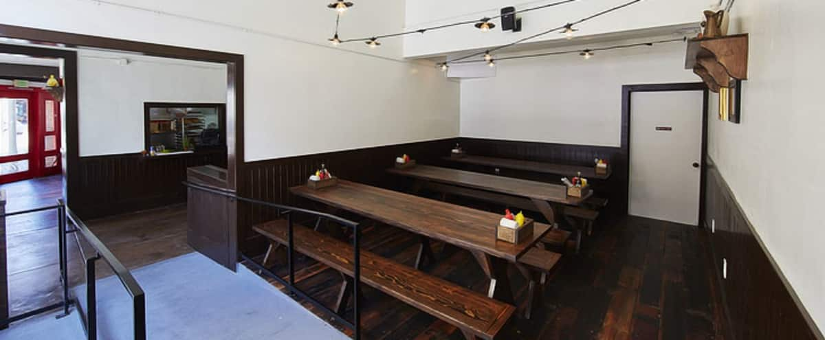 Semi Private Back Room - Craft Ale House Mission District in San Francisco Hero Image in Mission District, San Francisco, CA