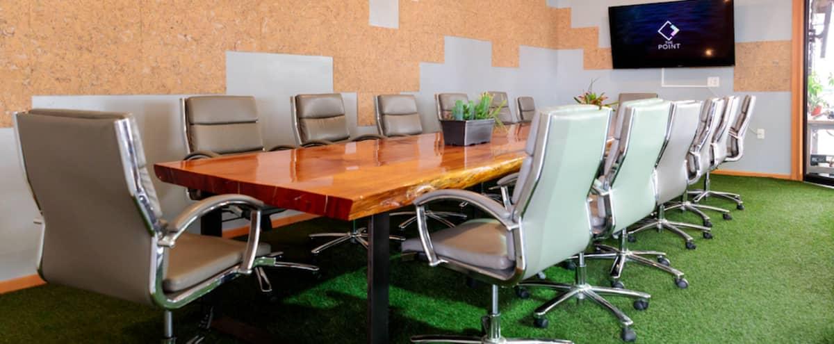 Sleek Modern Conference Room in San Diego Hero Image in Mission Beach, San Diego, CA
