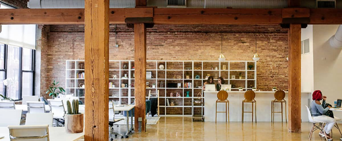 Spacious Loft in River North in Chicago Hero Image in Near North Side, Chicago, IL