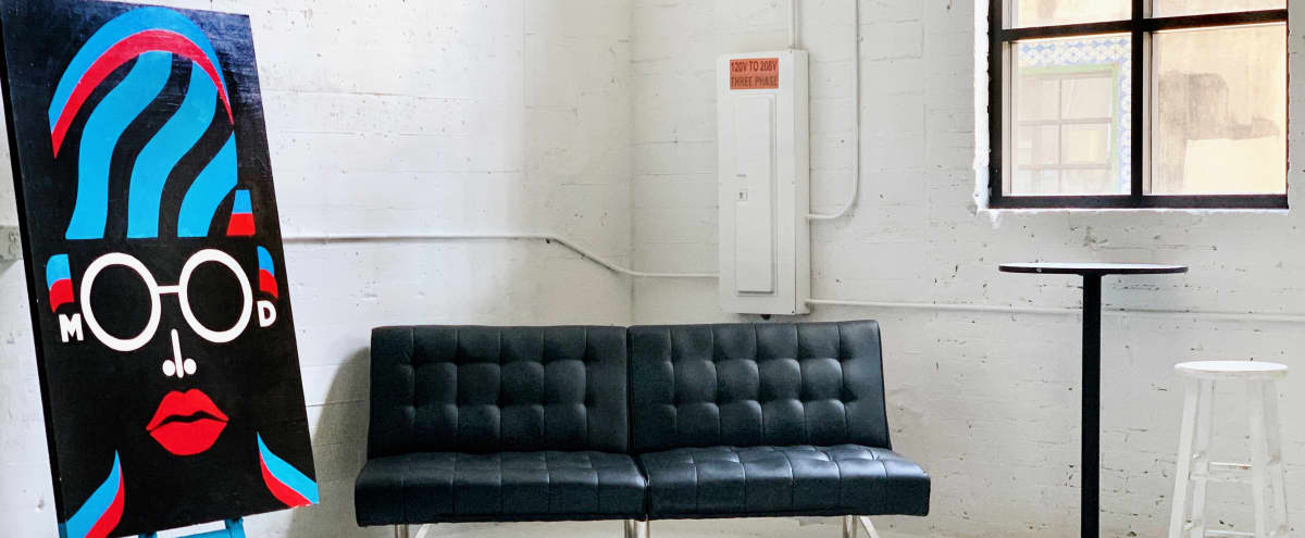 MUSEUM GALLERY + EVENT SPACE + PRODUCTION STUDIO in Atlanta Hero Image in Pittsburgh, Atlanta, GA