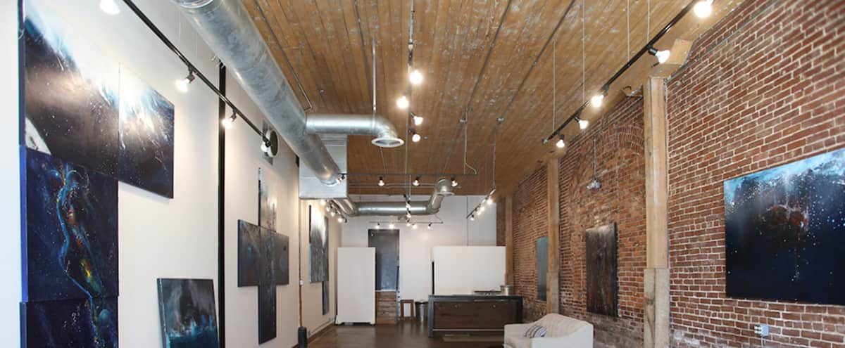 Downtown Meeting Studio in Historic Castleberry Hill - 1250 sqft in Atlanta Hero Image in Downtown, Atlanta, GA