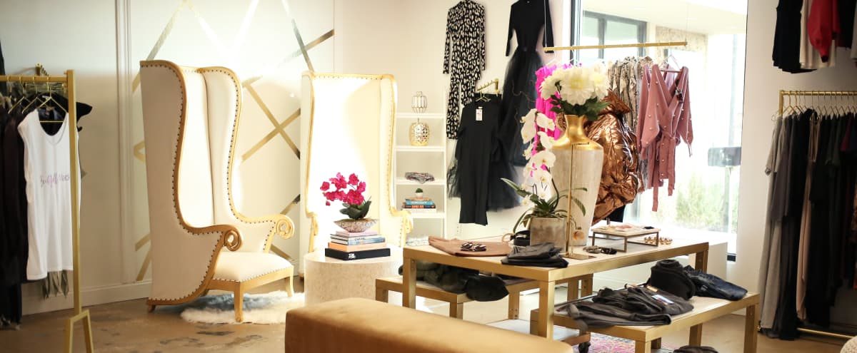 Host a Pop Up or Photoshoot at Our Boutique in Addison Hero Image in undefined, Addison, TX