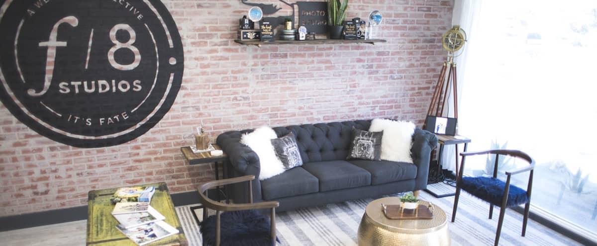 Intimate, Bright, Indoor Photo Studio in Long Beach Hero Image in California Heights, Long Beach, CA