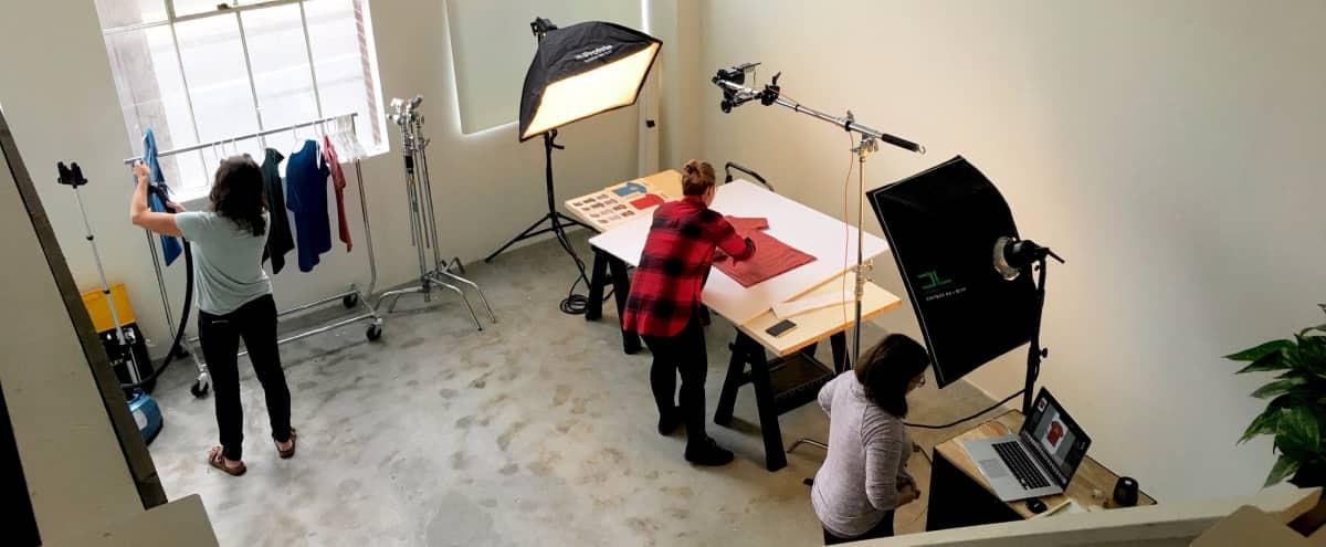 International District Daylight + Commercial Photo Studio in Seattle Hero Image in Downtown, Seattle, WA