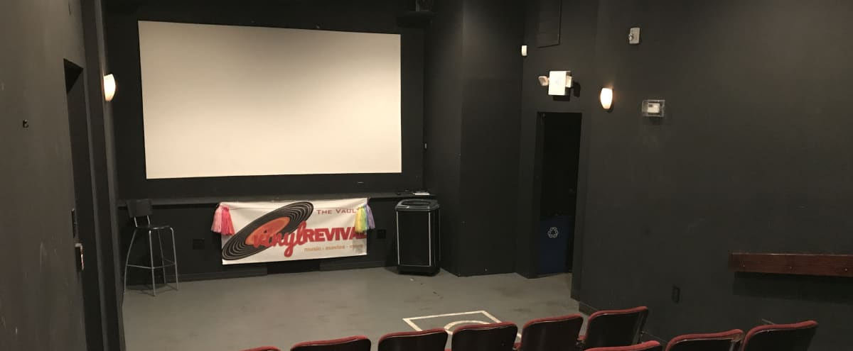 Black Box Theater with Stadium Seating in Classic Town in Lansdowne Hero Image in undefined, Lansdowne, PA