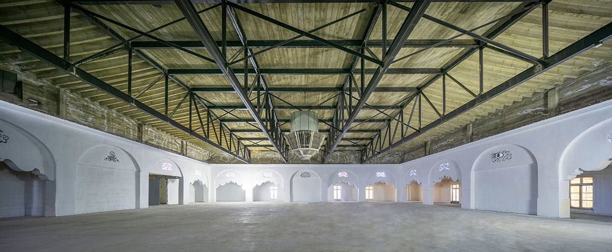 SVN West - 100,000 sq. ft Legendary Venue with Extremely Large Rooftop in San Francisco Hero Image in SoMa, San Francisco, CA