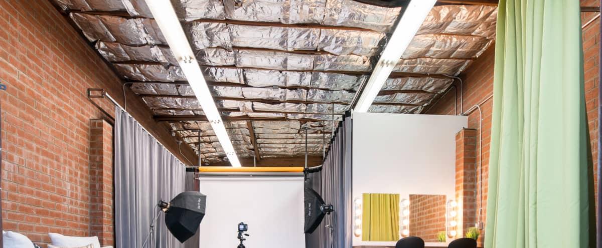Contemporary Photo Studio w/ Natural Light & Industrial Backdrops in Glendale Hero Image in Glendale, Glendale, CA