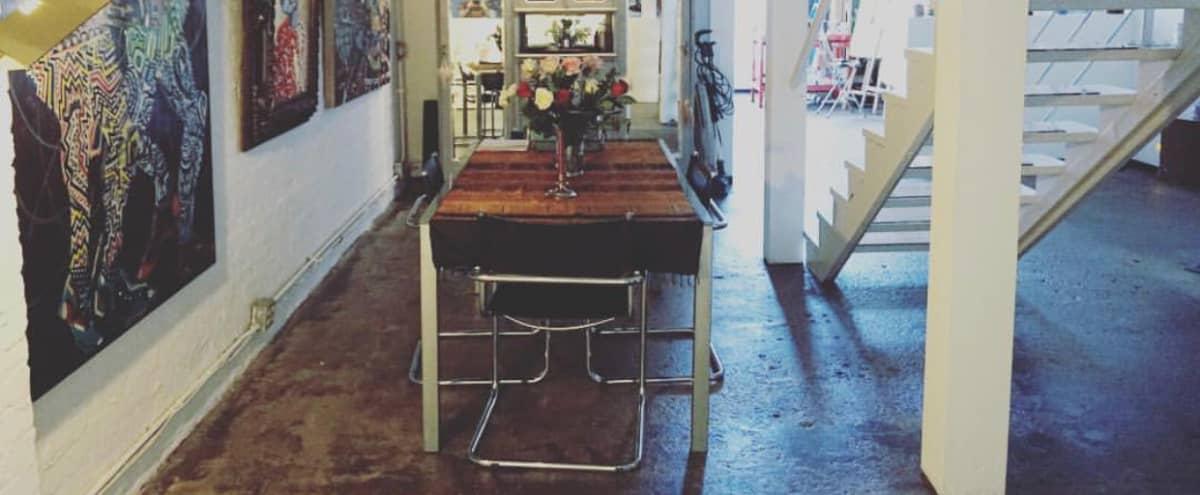 Spacious Fine Art Gallery and Studio in Dallas Hero Image in South Dallas/Fair Park, Dallas, TX