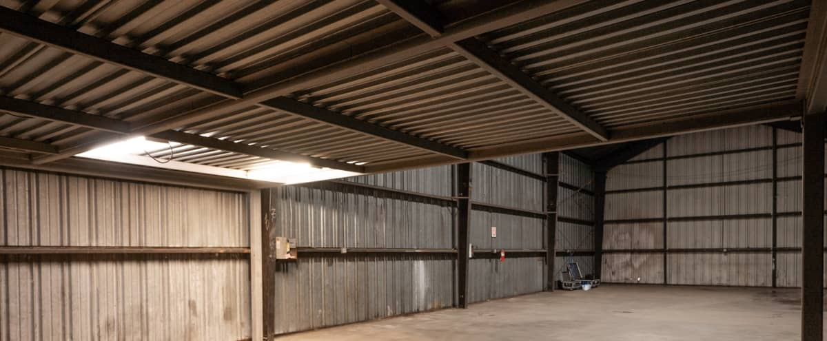 Industrial Warehouse with Huge Lot in Los Angeles Hero Image in South Los Angeles, Los Angeles, CA