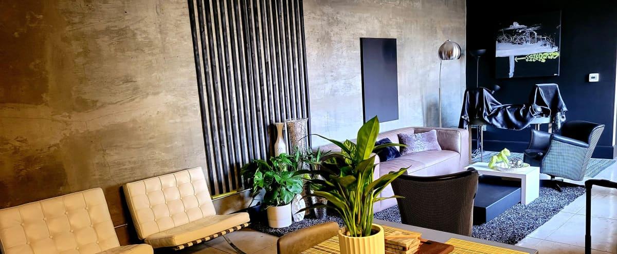 Urban, Downtown,Views, Exposed Concrete & Brick Industrial in Los Angeles Hero Image in Central LA, Los Angeles, CA