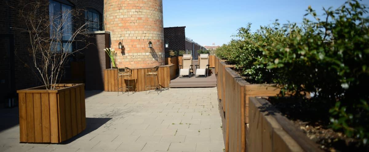 Hidden Gem - Indoor / Outdoor Rooftop Terrace in Astoria Hero Image in Ditmars Steinway, Astoria, NY