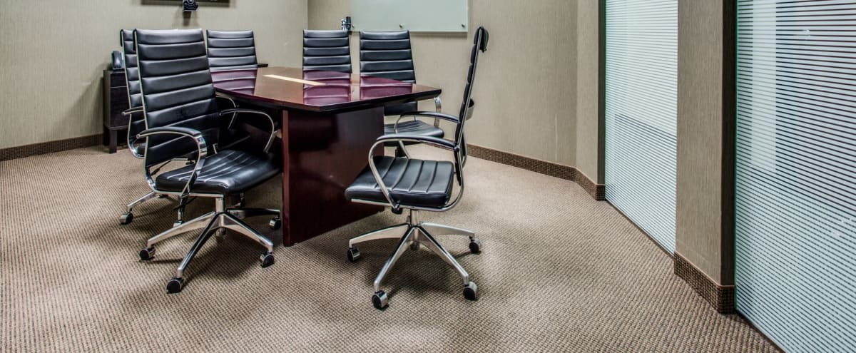 Conference Room for Six | Interviews & Meetings in Plano Hero Image in undefined, Plano, TX