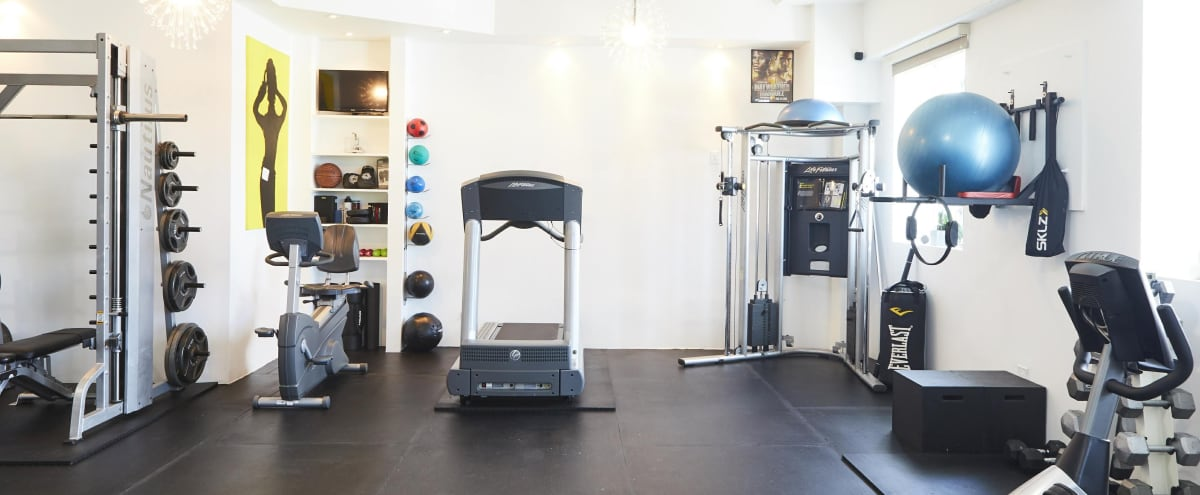 Fitness Loft in the heart of South Beach in Miami Beach Hero Image in South Beach, Miami Beach, FL