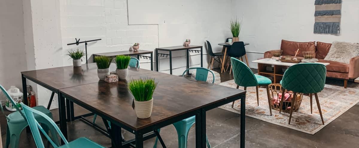 Urban, Industrial-like, Lofty Office/Co-working Space in Dallas Hero Image in Oak Cliff, Dallas, TX