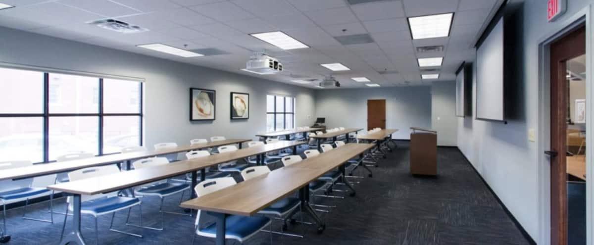 Professional Event Center For Trainings, Lectures & Presentations in Marietta Hero Image in undefined, Marietta, GA