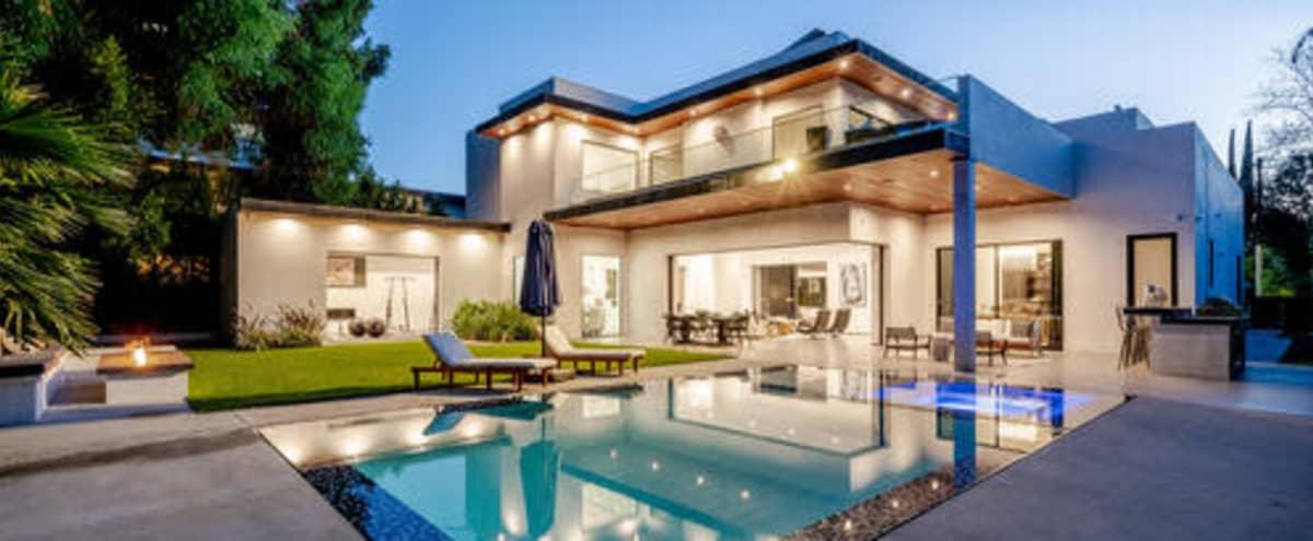Encino Mansion with Complete Wrap around Balcony in Encino Hero Image in Encino, Encino, CA